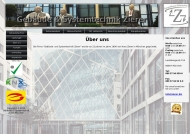 Bild Webseite Gebäude und Systemtechnik Zierer München