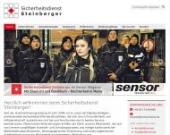 Bild Sicherheitsdienst Steinberger