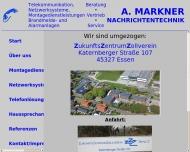 Bild Markner Arnfried Nachrichtentechnik