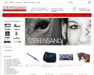 Bild Reitsport Shop für Reiter und Pferd - STEIFENSAND -