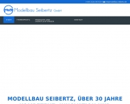 Bild Webseite Modellbau Seibertz Essen