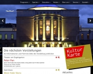 Bild Opernhaus Wuppertal