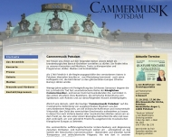 Bild Cammermusik Potsdam