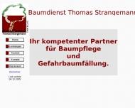 Bild Strangemann Thomas GmbH Co. KG Baumpflege
