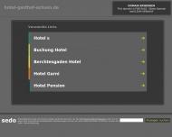 Bild Webseite  Gaggenau
