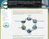 Bild Marieneher Umweltschutz & Recycling GmbH (MUR)
