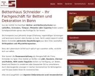 Bild Betten & Dekorationen Schneider, Bonn, Matratze, Bad, Gardinen ...