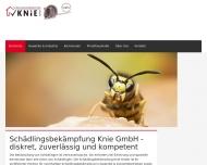 Bild Schädlingsbekämpfung Knie GmbH