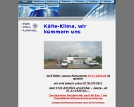 Bild Kälte-Klima-Ladenbau
