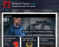 Bild Flumm Richard GmbH Sanitär Heizung und Elektro