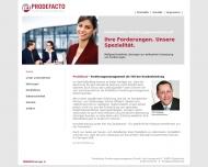 Bild Prodefacto Forderungsmanagement GmbH