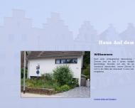 Bild Haus Auf dem Klushügel