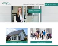 Bild Webseite Willkommen bei datos Immobilien - Datos, Immobilien, Immobilie ... Osnabrück