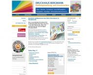 Bild Druckhaus Bergmann GmbH - Druckerei für Osnabrück.