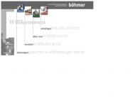 Website Böhmer Peter Kfz-Sachverst.Büro