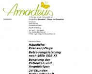 Bild Amadeus-Pflege Mit Empathie
