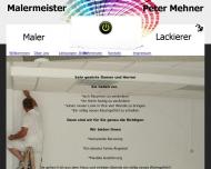 Maler- Malerbetrieb- Malermeister- Malerfirma Peter Mehner