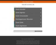 Bild STAUDT EVENTS - EVENT-AGENTUR DARMSTADT FRANKFURT ...