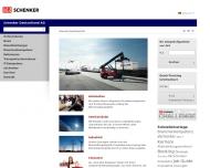 DB Schenker - DB Schenker Logistics in Deutschland