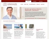 Bild Strauven Peter Dr.med. Facharzt für Allgemein-, Ernährungsmedizin MSc. of Preventive Medicine