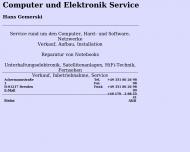 Bild Gemerski Hans Computer und Elektronik Service