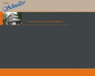 Bild Webseite Schneider Bad Säckingen
