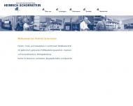 Bild Heinrich Schornstein GmbH