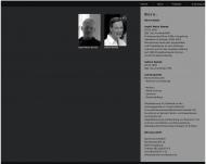 Website Damek Architekten