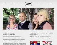 Bild Webseite Kanzlei Momen Aachen