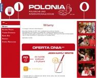 Bild Webseite Imbiß Polonia Aachen