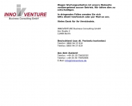 Bild INNOVENTURE Business Consulting GmbH