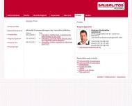 Website Sausalitos Aachen