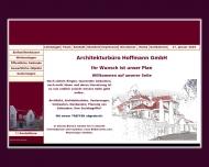 Architekturb?ro Hoffmann - www.archhoff.de - Ihr Wunsch ist unser Plan