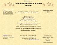Bild Containerdienst R. Reuter GmbH