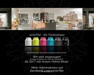 Bild Webseite varieThé -die Teeboutique im Hof Aachen