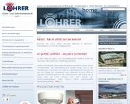 Bild Alarm- und Sicherheitstechnik Lohrer GmbH