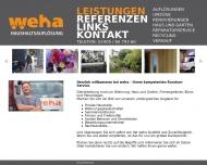 Bild Webseite 2nd Hand Laden Aachen