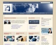 Bild Webseite Wilkon Markus Endres Nürnberg