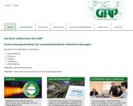 Willkommen bei GRP - Ihrem L?sungsanbieter f?r prozessorientierte Industrie-L?sungen