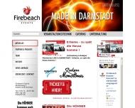 Bild Firebeach Events