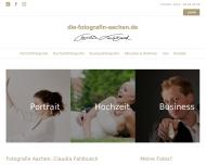 Bild Webseite Die Fotografin Aachen - Claudia Fahlbusch Fotografie ... Aachen