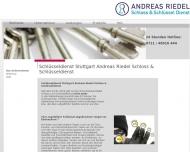 Bild Andreas Riedel Schloss und Schlüsseldienst Stuttgart