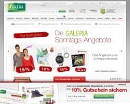 GALERIA Kaufhof Shop f?r Mode, Spielwaren Haushalt