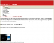 Bild Optik MEISTER GmbH