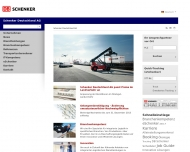 Bild SCHENKER Deutschland AG , Haco-Transport GmbH Internationale Spedition