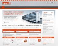 TROST - Produkte Dienstleistungen Pkw-Teile Nfz-Teile Werkzeuge Werkstattbedarf Werkstatteinrichtung...