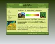 Bild Webseite ECOtekturplan Darmstadt