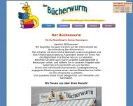 Bild Der Bücherwurm Darmstadt