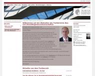 News aus gesamten Fachbereich Bauingenieurwesen Technische Universit?t Darmstadt