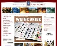 Bild CASAMOLINA: Wein, Spirituosen, Feinkost